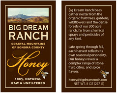 Our Ranch label