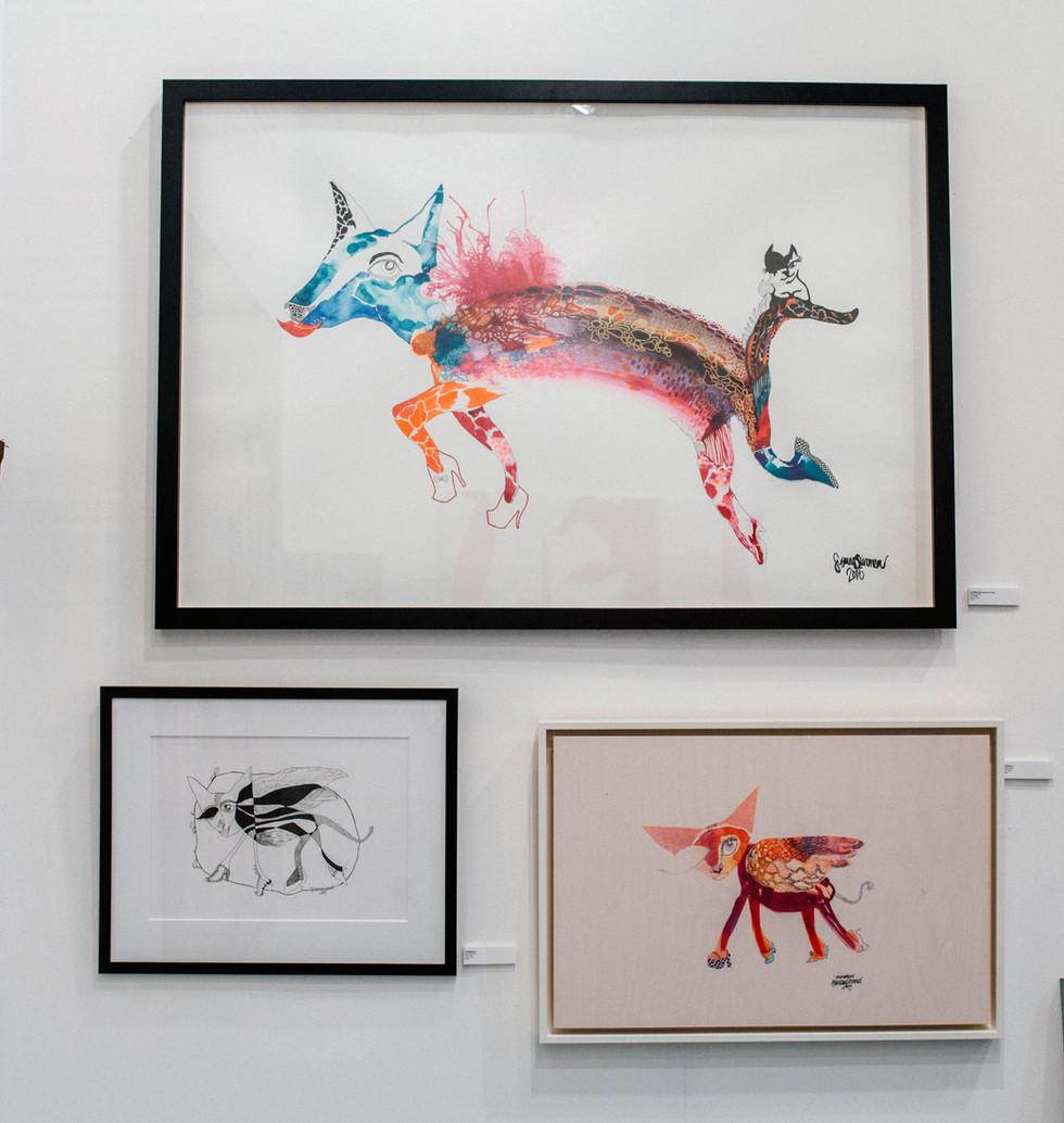 UNIQUE ART / ART 16 LONDON