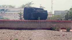 Coal monument
