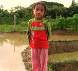 Guanming village girl