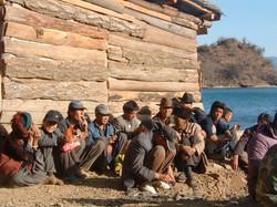Lige villagers