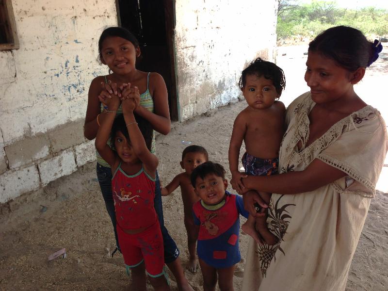 Wayuu family