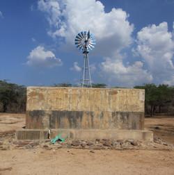 La complete windmill
