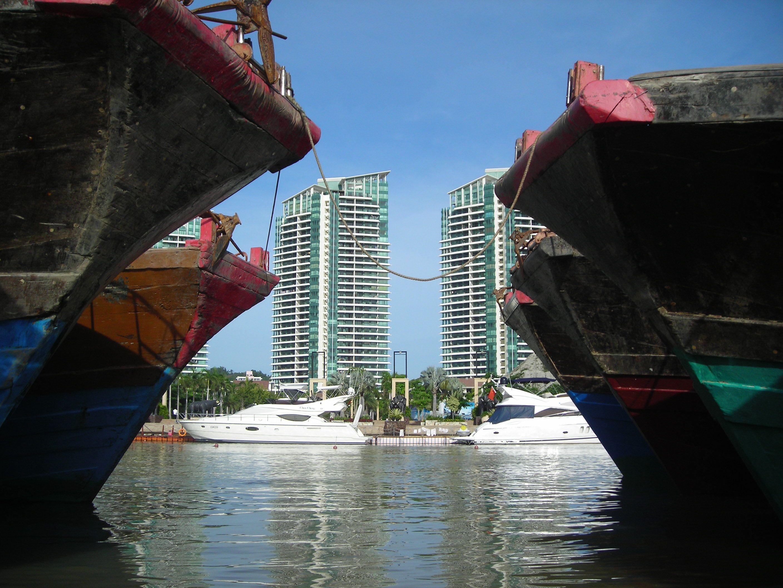 Sanya Harbor