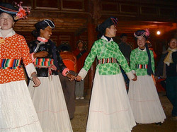 Mosuo dance