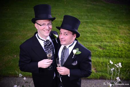 Joe and Matt's Wedding