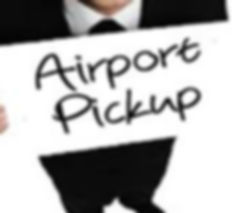Airport Pick Up Service