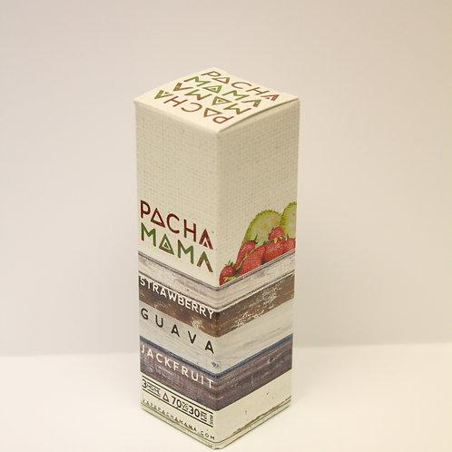 Pacha Mama Strawberry, Guava, Jackfruit