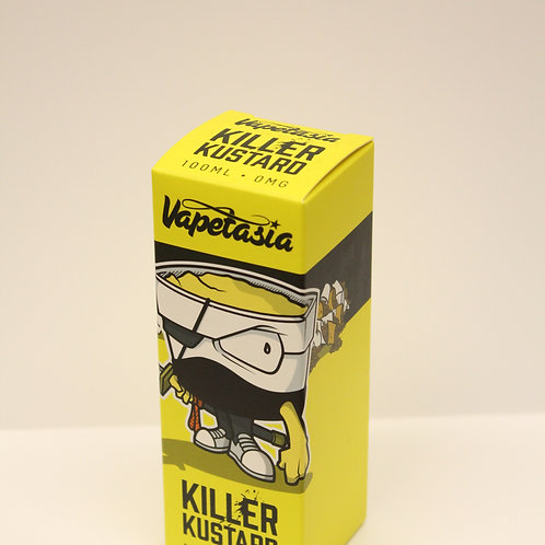 Killer Kustard By Vapetasia