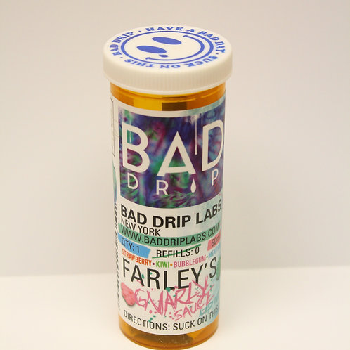 Bad Drip Farley's Gnarly Sauce Iced Out