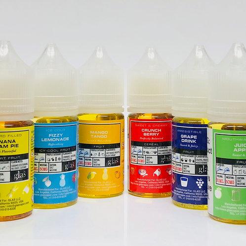 Glas Salt Nicotine Juice