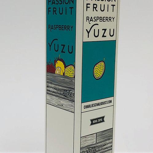 Pacha Mama Passionfruit Raspberry Yuzu