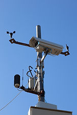 Monitoring a highway with a video camera