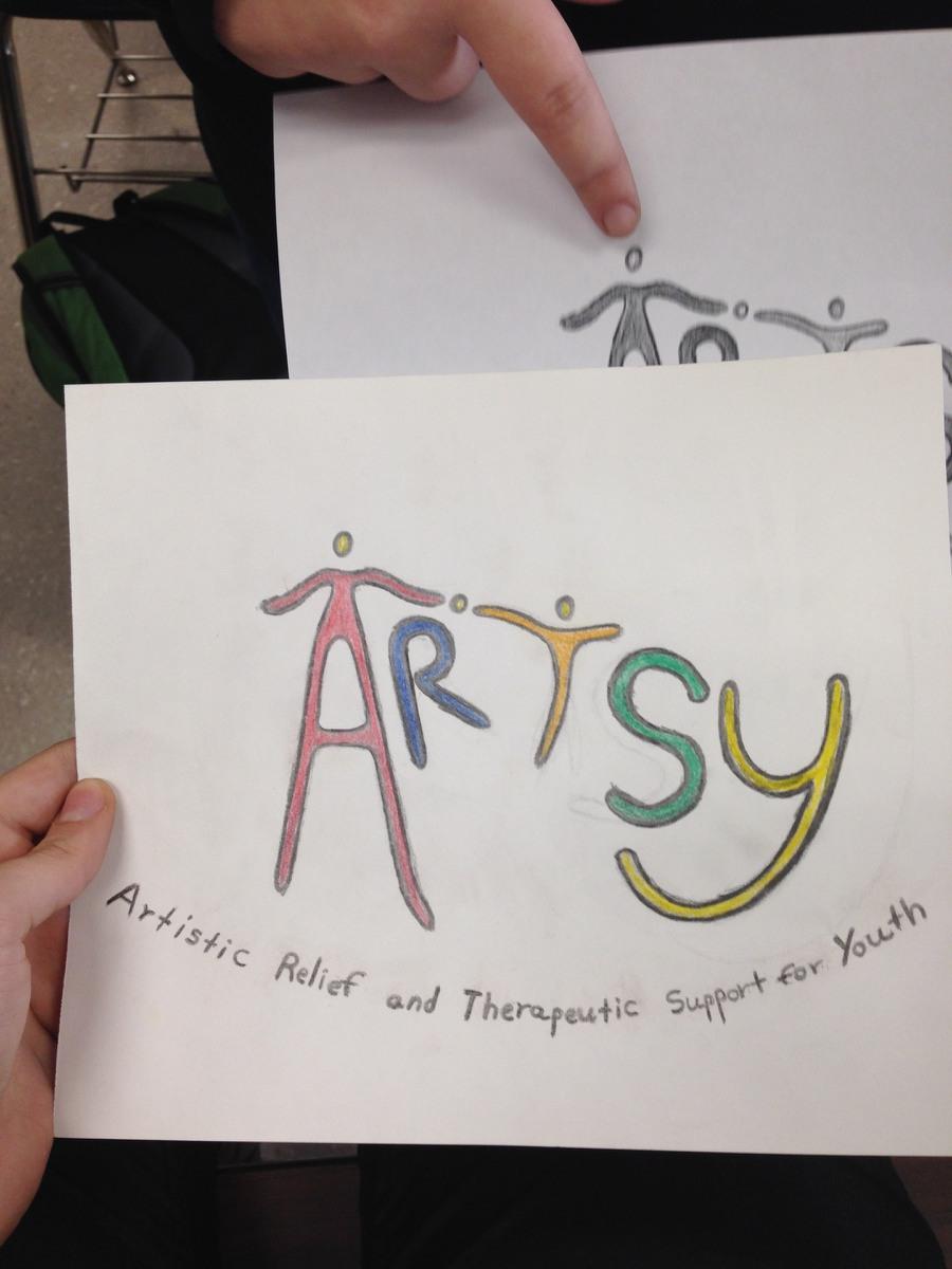 ARTSY logo!