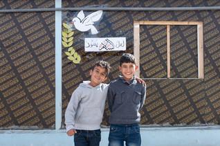 Auf der Suche nach Frieden sind auch viele Syrer vor dem Bürgerkrieg ins Nachbarland Libanon geflohen – darunter zahlreiche Kinder.