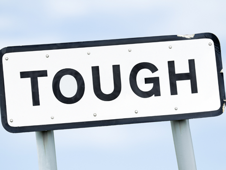 Mental Toughness | Getting Comfortable With Being Uncomfortable