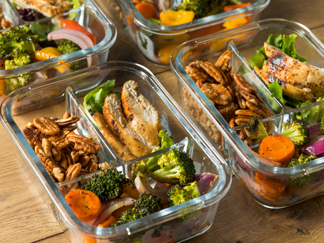 6 Tips to Improve on Meal Prepping