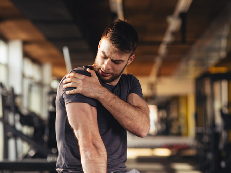 5 Reasons for Shoulder Pain in CrossFit Athletes