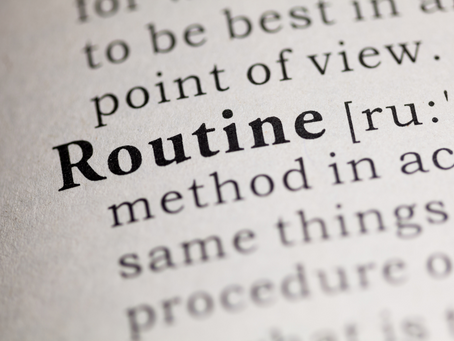Morning Routine to Train Your Brain