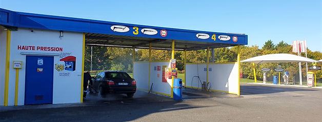 Lavage auto automatique L'Isle- d'Espagnac, Lavage auto  automatique L'Étang, Lavage auto automatique Les Mérigots