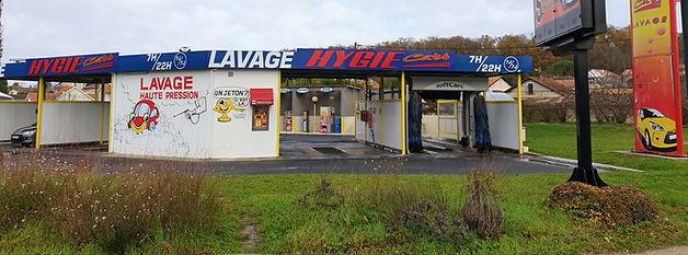 Lavage auto automatique L'Isle-d'Espagnac, Lavage auto automatique L'Étang, Lavage auto automatique Les Mérigots