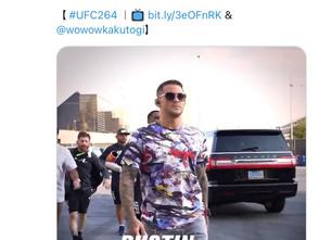 【UFC】ダスティン・ポイエー コーチマイク・ブラウンがポイエーの進化について語る