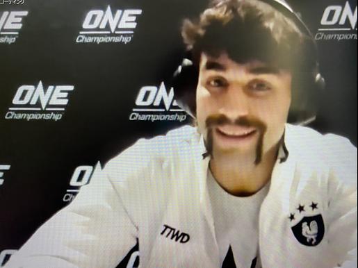 【ONE】ゲイリー・トノン 試合前インタビュー 「試合の視覚化はできている」