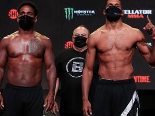 【Bellator】ロレンツ・ラーキン、元王者ハファエル・カルバーリョに判定勝ち