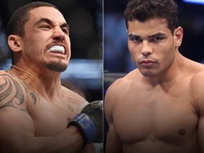 【UFC】4月17日にロバート・ウィテカー vs. パウロ・コスタ 開催か