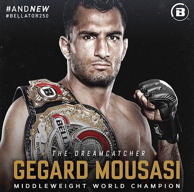 【Bellator】ゲガール・ムサシが再びミドル級王者へ