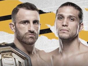 【UFC】アレクサンダー・ヴォルカノフスキーとブライアン・オルテガが「TUF」のコーチに