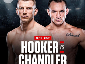 【UFC】マイケル・チャンドラー vs. ダン・フッカー ついに正式発表
