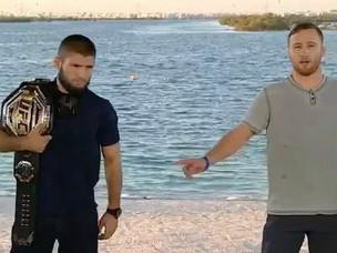 【UFC】ゲイジー 「あのベルトが欲しい」