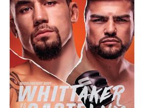 【UFC】UFC ファイトナイト:ウィテカー vs. ガステラム開催=4月17日