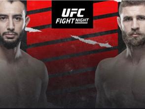 【UFC】イリー・プロハースカ 次戦はメインイベントに登場