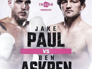 元Bellator・ONE王者ベン・アスクレン 復帰しYoutuberジェイクとボクシングマッチ「わたしは彼を打ち負かすつもりだよ」