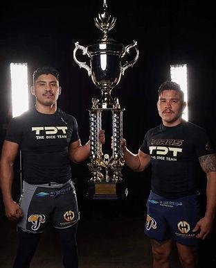 【SUG】リッキー&ジョン・シモンのチームATTがSUGタッグチームチャンピオンに輝く