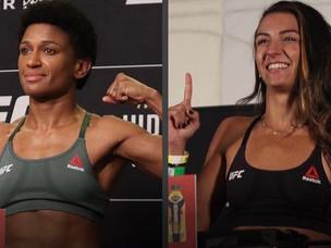 【UFC】アマンダ・ヒバスとアンジェラ・ヒル 5月8日に対戦か