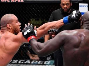 【UFC】ガーヌ、初のメインで無敗を守り8勝目をあげる 「試合前のストレスはまったくない。それが今回の試合に役立ったのかもね」