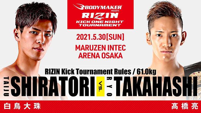 【RIZIN】「RIZIN.29」キックワンナイトトーナメント選手コメント