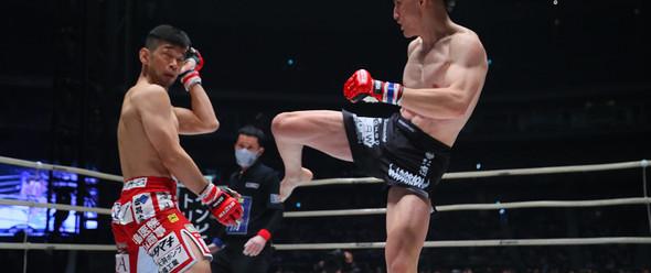 【RIZIN】井上直樹試合後インタビュー「次戦は強い選手とやりたい。手応えのある選手と闘いたいです」