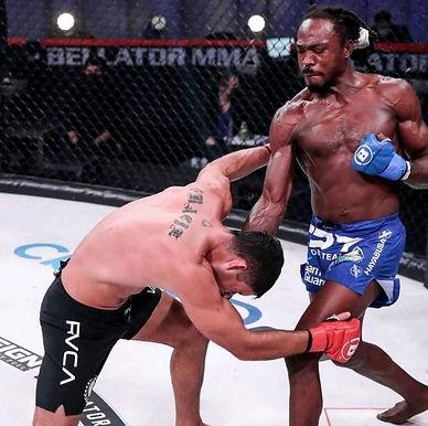 【Bellator】ジェイソン・ジャクソン 強豪ネイマン・グレイシーに判定勝ち