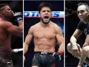 米メディアが選ぶ2020年イベント・オブ・ジ・イヤーに「UFC 249」