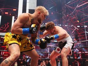 YouTuberジェイク・ポールが元ベラトール&ONE王者ベン・アスクレンに1R TKO勝利