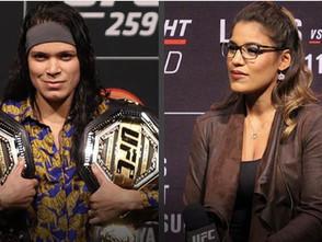 【UFC】アマンダ・ヌネスがジュリアナ・ペーニャと女子バンタム級タイトルマッチか?=8月7日