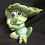 Thumbnail: Ceramic Frog Soap Holder Vintage Apropos Home Collection
