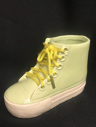 Ceramic Shoe storage or planter
