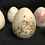 Thumbnail: Womack's Collectibles Hand Painted Porcelain Eggs Easter Spring Decor