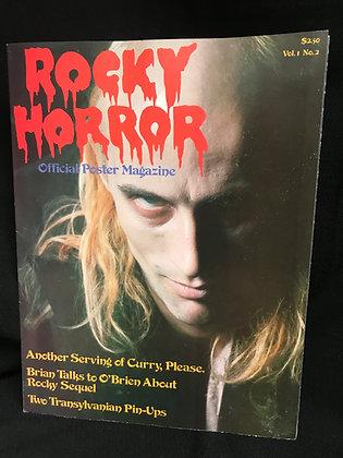 Rocky Horror Picture Show Vintage Magazine