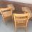 Thumbnail: Two Wooden School Desks